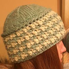 Ravelry: Bicraftual Brimmed Hat pattern by Julie Yeager Crochet Yarn, Knitting Yarn, Free Crochet, Knitting Patterns, Crochet Patterns, Hat Patterns, Crochet Supplies, Beanie Pattern, Knit Patterns