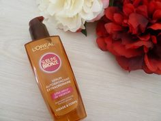 Perfect for summer: J'ai testé pour vous ! Le sérum autobronzant extra... Sephora, Loreal Paris, Coffee Bottle, Iced Coffee, Bronzer, Sun Tanning, October, World, Projects
