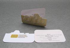 visitekaartje Stichting Surinaams museum