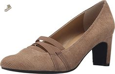 Womens Shoes Vaneli Deirdre Truffle Molly Rodi/Match Elastic