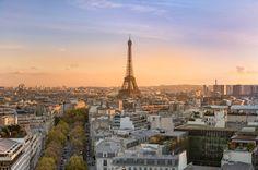 Eiffel Tower by Matt Knisley