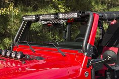 Jeep Wrangler Tj, Jeep Wrangler Lights, Cj Jeep, C10 Chevy Truck, Lifted Ford Trucks, Jeep Truck, Chevy Trucks, Pink Jeep, Jeep Wrangler Accessories