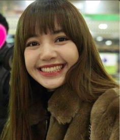 Smile #Lisa #BLACKPINK