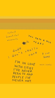 yellow aesthetic wallpaper iphone quotes