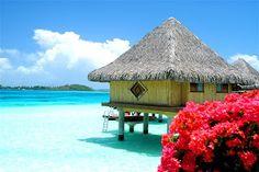 BORA BORA : INTERCONTINENTAL LE MOANA RESORT Can't wait for my honeymoon!