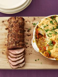 Roast Pork Loin and more top recipes for winter entertaining