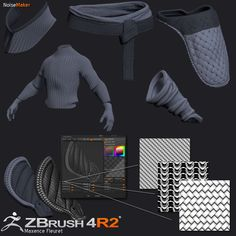 ZBrush 4R2 Beta Testing By: Maxence Fleuret - Page 3