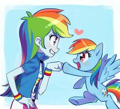 my little pony y