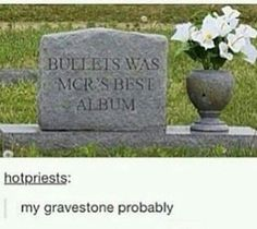 Same. Bullets is my favorite album of all time.