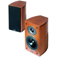The Acoustic Energy AELITE One is a compact 2-way bookshelf loudspeaker ideally.