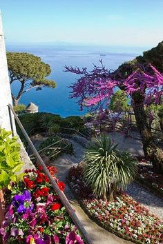 Ravello, Amalfi Coast, Italy - Holiday$pots4u
