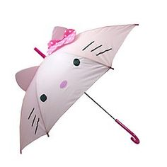 a hello kitty umbrella would complete my car accesories!