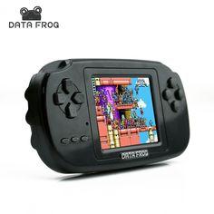 2016 새로운 핫 어린 시절 클래식 게임 168 게임 3.0 인치 비트 PVP 휴대용 핸드 헬드 게임 콘솔