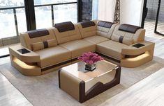 Leather Couch Denver L Shape – Sofa Design 2020 Sofa Set Designs, L Shaped Sofa Designs, Modern Sofa Designs, Corner Sofa Design, Living Room Sofa Design, Couch Design, Couch L Form, L Couch, Pallet Furniture