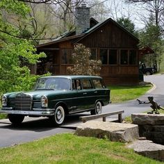 Name this Benz Estate Car in the comments below.