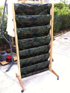 Ladder type DIY Vertical garden