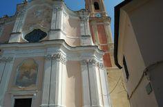 Civezza (IM), Chiesa Parrocchiale di San Marco evangelista
