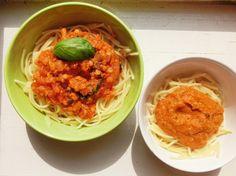 Bolognese (vegetarisch)