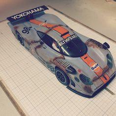 Slot.it Porsche 911 GT1 98 - Ratlook!