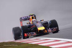 Daniel Ricciardo, Red Bull, Shanghai International Circuit, Saturday, 2014