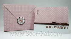 Envelope box tutorial