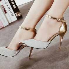 54c4d0cedfdd Gender  Women Item Type  Pumps Closure Type  Lace-Up Toe Shape  Pointed Toe  Model Number  Toe Style  Closed Toe Heel Height  High and up) Decorations   ...