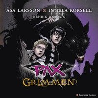 Mias bokhörna: Åsa Larsson och Ingela Korsell - Grimmen