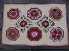 Ravelry: Project Gallery for Crochet Club 2012 pattern by Jane Crowfoot