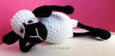 crochet amigurumi sheep shaun sheep shaun amigurumi sheep