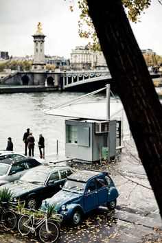 Travel Inspiration: Always Paris