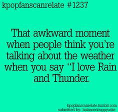 actually, I do love it when it's stormy, but I love them even more