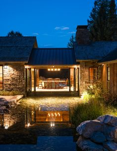 Fish Creek Woods - JLF & Associates, Inc. http://jlfarchitects.com/the-work/