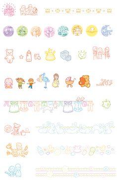 Kids @ Mail.Ru Illustrations / Mail.Ru  Design: Aeroidea (http://aeroidea.ru/), outsourced.