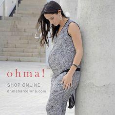 La vida no tiene que ser perfecta, tiene que ser maravillosa!  www.ohmabarcelona.com #embarazo #embarazada #ropaparaembarazadas #ropapremama #modaparaembarazadas #modapremama #maternitywear #maternitystyle #pregnant #pregnancy #ohmabarcelona