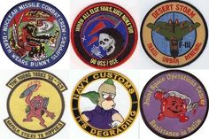 13 of the Best Military Morale Patches !