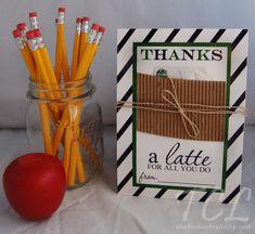 Teacher Gift - We wi