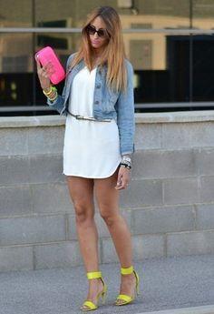 those sandals =)