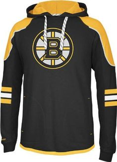 Mens Boston Bruins Team Jersey Hoodie