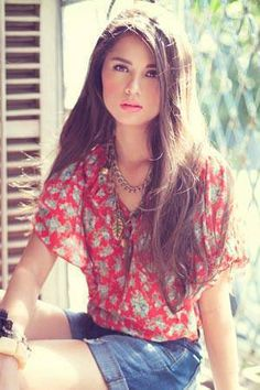 Jasmine Curtis-Smith for Bayo