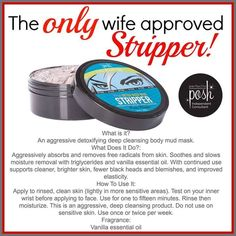 Do you want to try glamglow but don't want to pay that outrageous amount of money? Try Stripper from Perfectly Posh!!