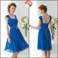 Convertible Bridesmaid Dress Azure Blue Wedding Themes Pinterest Weddings And