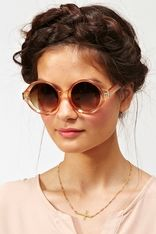 Full Circle Shades – Peach