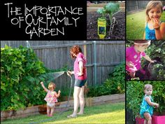 The Importance of Our Family Garden (And How to Start Your Own!)
