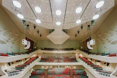 Sala de Concertos Grande Âmbar,© Indrikis Stūrmanis