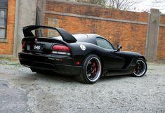 Foto Kult abgestimmt Dodge Viper