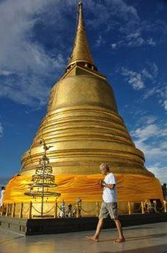 The Golden Mount (Wat Saket): Golden Mount, Bangkok