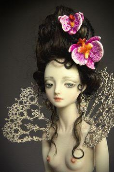 Doll by Marina Bychkova, Vancouver CA