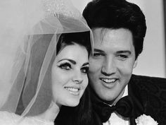 Elvis and Priscilla ~ Burnin' Love