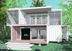 All sizes | Sarasota Zenloft 2 story prototype. | Flickr - Photo Sharing!