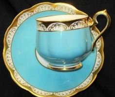 Tea cup and saucer Royal Albert, England. by chandra